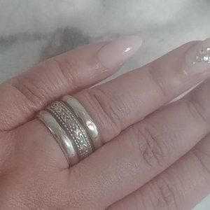 Sterling Silver Band